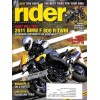 Cover Print of Rider, March 2011