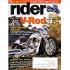 Cover Print of Rider, March 2012