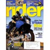Cover Print of Rider, May 2004