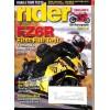 Cover Print of Rider, May 2009