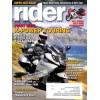 Cover Print of Rider, May 2011