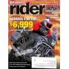 Cover Print of Rider, November 2012