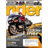Cover Print of Rider, October 2004