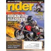 Cover Print of Rider, October 2011