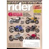 Cover Print of Rider, October 2012