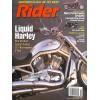 Cover Print of Rider, September 2001