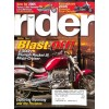 Cover Print of Rider, September 2004