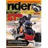 Cover Print of Rider, September 2011