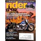 Rider, April 2011