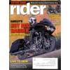 Rider, August 2012
