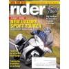 Rider, December 2012