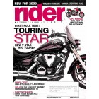 Rider, February 2009