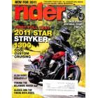 Rider, January 2011
