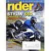 Rider, June 2009