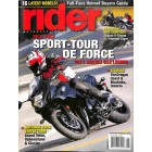 Rider, June 2011