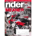 Rider, March 2009