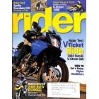 Rider, May 2004