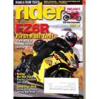 Rider, May 2009