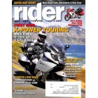 Rider, May 2011