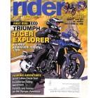 Rider, May 2012
