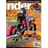 Rider, November 2011