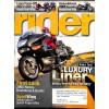 Rider, October 2004