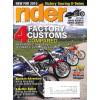 Rider, October 2009