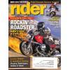 Rider, October 2011