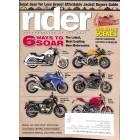 Rider, October 2012