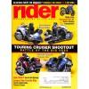 Rider, September 2009