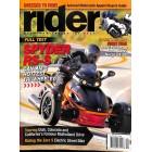 Rider, September 2011