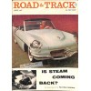 Cover Print of Road and Track, April 1957