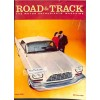 Cover Print of Road and Track, April 1958