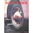 Cover Print of Road and Track, April 1959