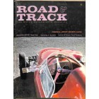 Cover Print of Road and Track, April 1960