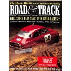 Cover Print of Road and Track, April 1964