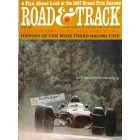 Cover Print of Road and Track, April 1967