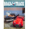 Cover Print of Road and Track, April 1968