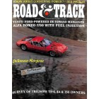 Cover Print of Road and Track, April 1969