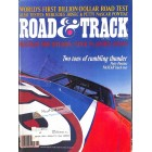Cover Print of Road and Track, April 1982