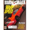 Cover Print of Road and Track, April 1991