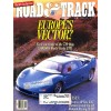 Cover Print of Road and Track, April 1992