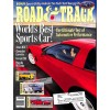 Cover Print of Road and Track, April 1997