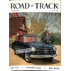 Road and Track, August 1955