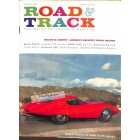 Cover Print of Road and Track, August 1960
