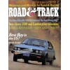 Road and Track Magazine, August 1976