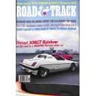 Cover Print of Road and Track, August 1977