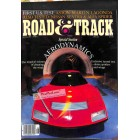 Cover Print of Road and Track, August 1982