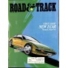 Road and Track Magazine, August 1983