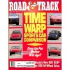 Cover Print of Road and Track, August 1989